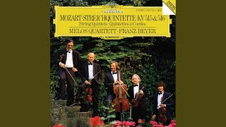 Mozart: String Quintet No.3 In G Minor, K.516 - 1. Allegro