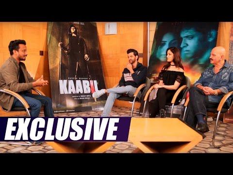 Kaabil Full Interview   Hrithik lost Shah Rukh Khan as a friend?