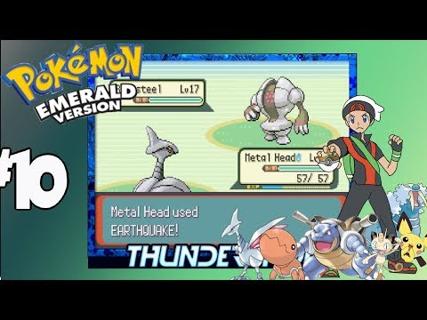 PokeMarathon Emerald Nuzlocke Part 10: Playing Fast and Loose