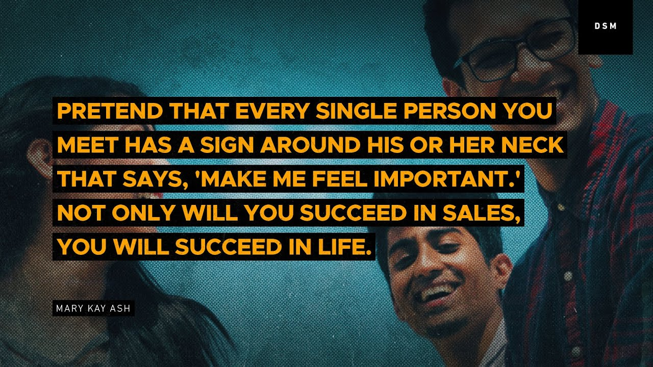 Motivational Quotes For Sales Sales Motivation Quote Pretend That Every Single Person You Meet