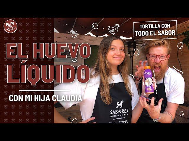 EL HUEVO LÍQUIDO *una tortilla con todo su sabor*