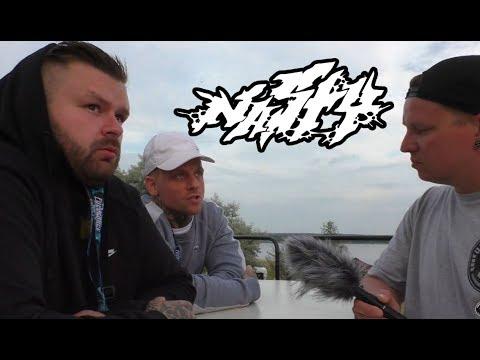NASTY / Matthi & Paddi im Interview (WFF 2017)