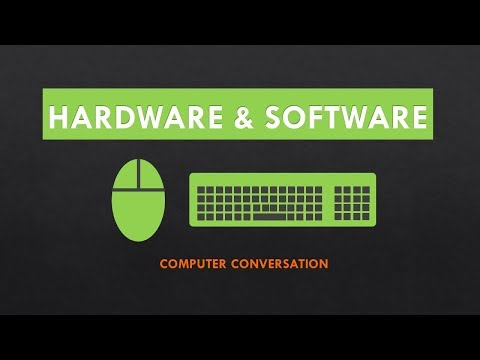Hardware And Software | Computer Conversation