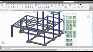 Creating Sample Drawing from Autodesk Advance Steel Mqdefault