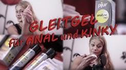 ANAL und KINKY Sex Gleitgel