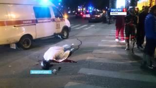 Виновника смертельного ДТП спасли от самосуда байкеров