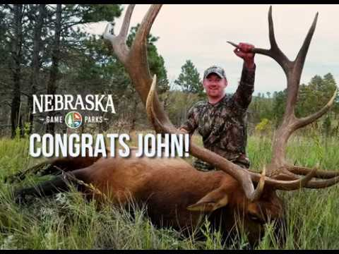 Monster Nebraska Elk