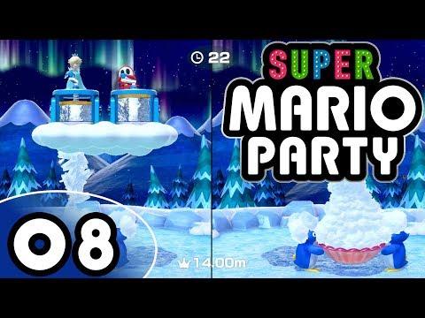Super Mario Party - Part 8 (4-Player)