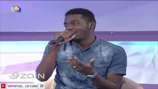 صابر معاك - مآمون سوار الدهب -اغاني و اغاني ٢٠١٩