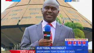 Ranguma and Buzeki set to appear before IEBC concerning electoral misconduct