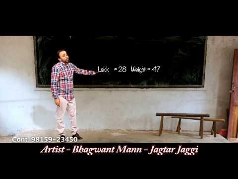Bhagwant Mann | Lakk 28 Kudi Da | Kulfi Garma Garam 2 | Full HD Brand New Punjabi Comedy 2013