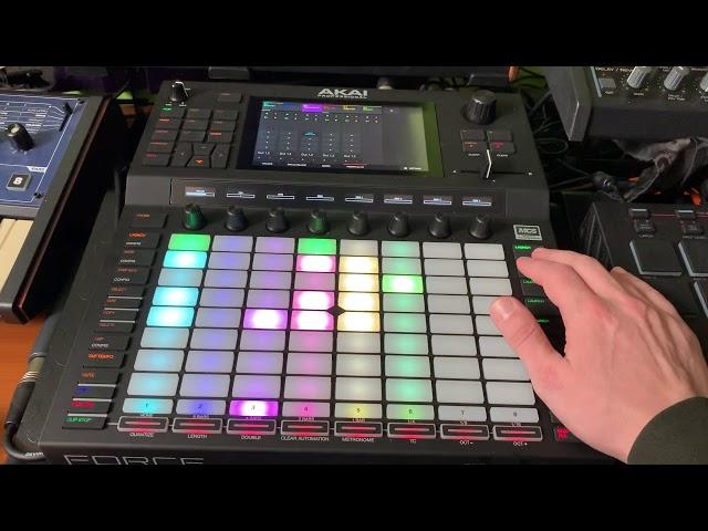 Akai Force - Trance Melodic EDM