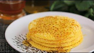 [ENG] Gluten Free Baghrir / بغرير بدون غلوتين - CookingWithAlia - Episode 501