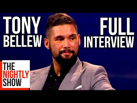 Tony Bellew on Fighting, David Haye & What's Next | FULL INTERVIEW