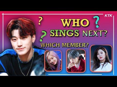 Who Sings Next?  K-POP GAME 