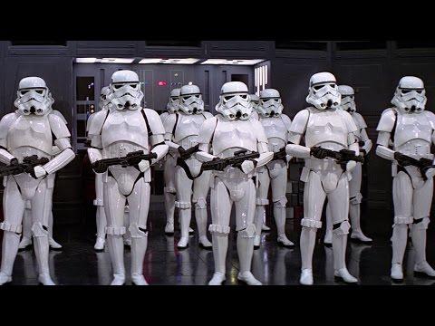 Oggetti Fantastici  0 Star Wars Ep. IV: Blaster Originale Stormtrooper