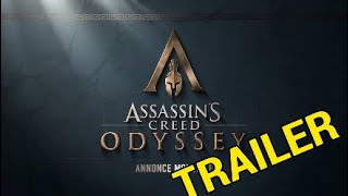 ASSASSIN CREED ODYSSEY -LE TRAILER OFFICIEL