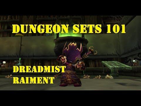 Dungeon Sets 101: Dreadmist Raiment