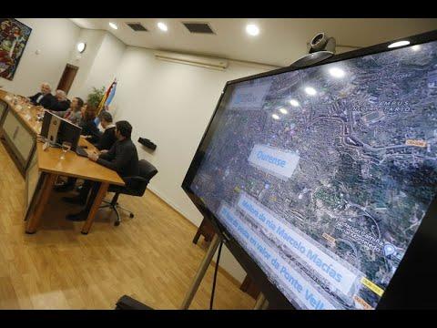 Ourense pondrá en valor el Puente Romano