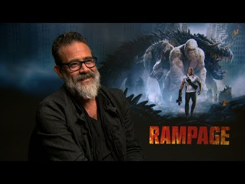 Rampage interview: hmv.com talks to the cast & director