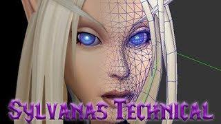 Sylvanas Thas'dorah - Technical