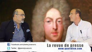 P. Jovanovic - E. Chouard : La revue de presse (mars 2015)