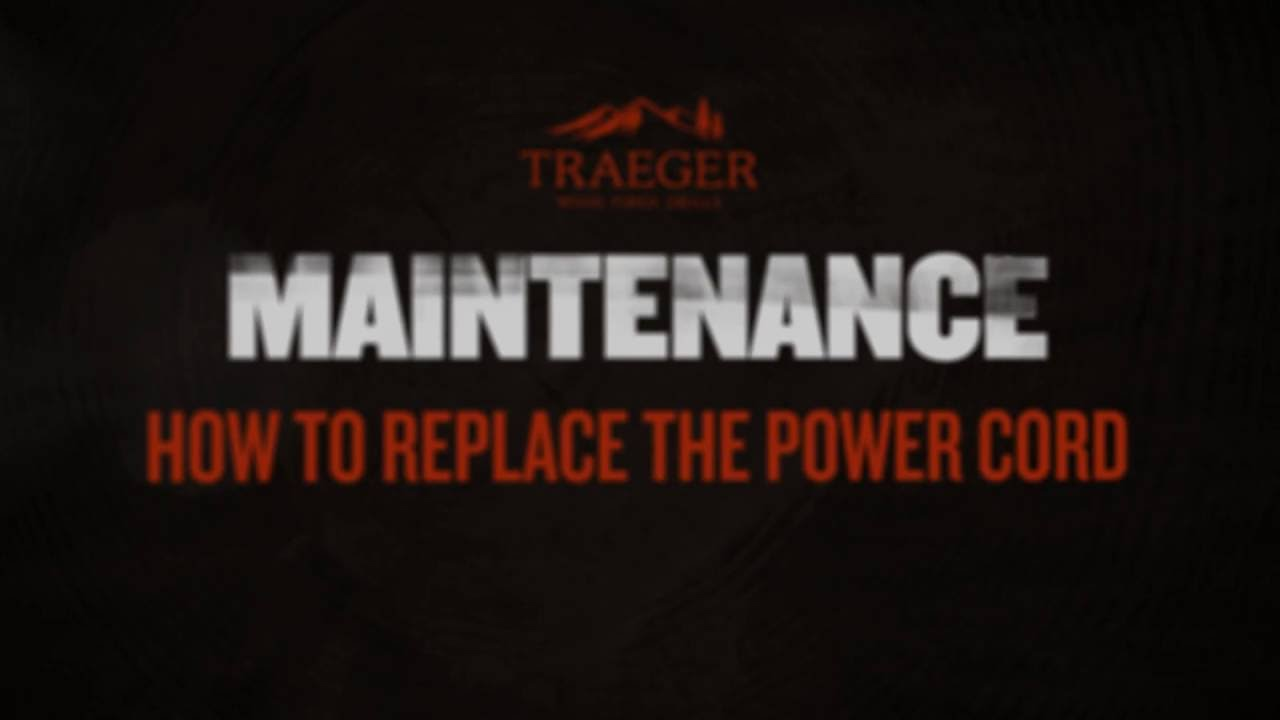maxresdefault traeger grills troubleshooting how to replace the power cord traeger controller wiring diagram at reclaimingppi.co
