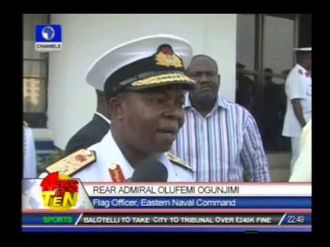 Naval Appointment:12 officers decorated in Calabar