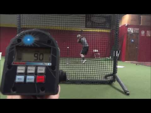 Trevor Greenley Hitting - Athan