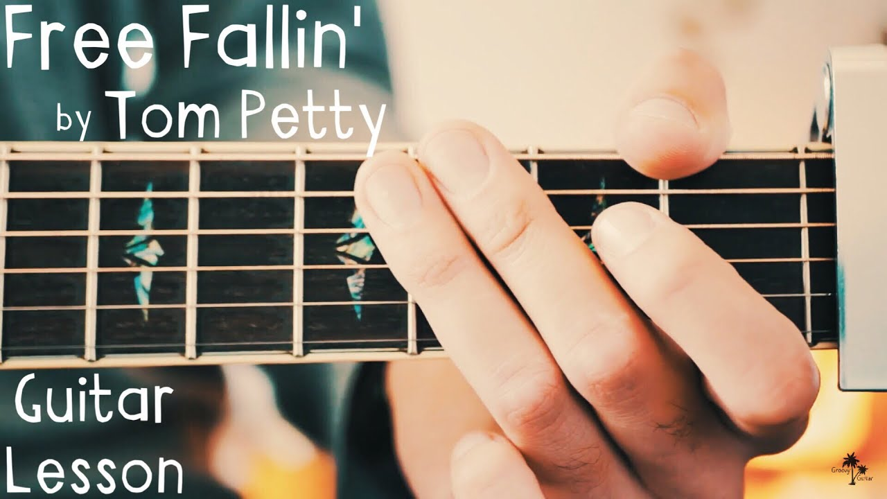 Free fallin tom petty guitar lesson for beginners free fallin free fallin tom petty guitar lesson for beginners free fallin guitar tutorial hexwebz Image collections