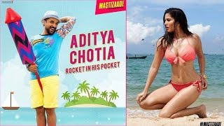 Mastizaade Official Poster 2 | Vir Das Turns CHOTIA For Sunny Leone's Sex Comedy!