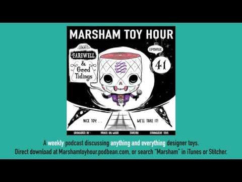 Marsham Toy Hour : Ep41 - Aaron's Farewell