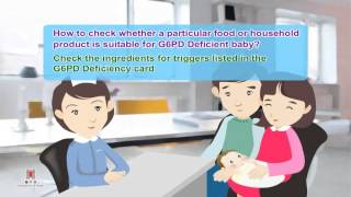 Glucose-6-Phosphate Dehydrogenase Deficiency (G6PD Deficiency) - English