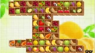 Маджонг соедини фрукты онлайн бесплатно
