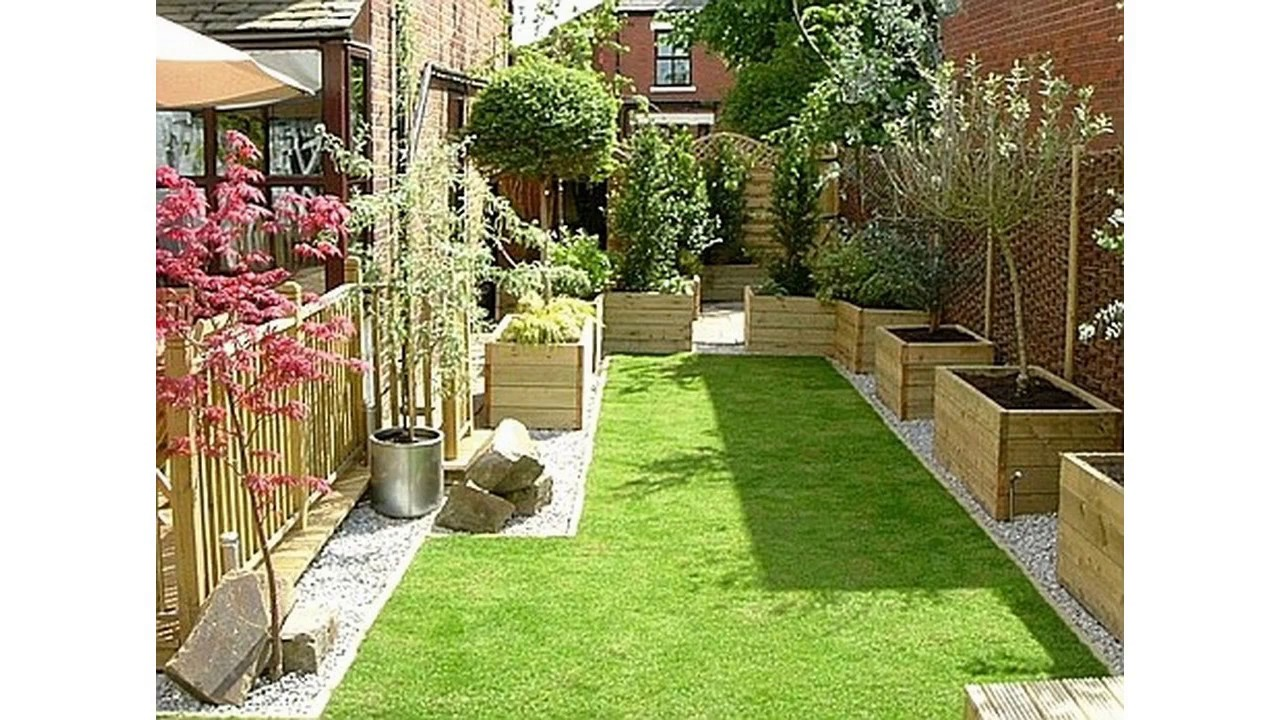 am�nager un jardin � l'abri des regards : quelques astuces �
