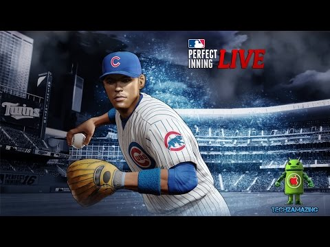 MLB Perfect Inning Live ( IOS / Android ) Gameplay