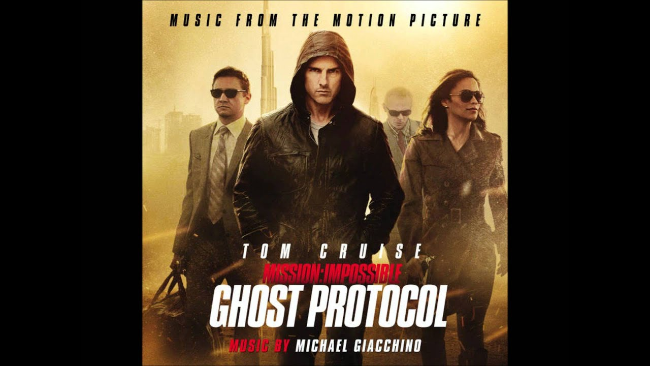 Mission Impossible Ghost Protocol Light The Fuse YouTube