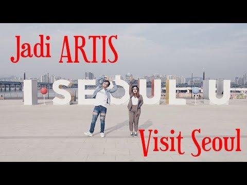 JADI ARTIS VISIT SEOUL DI KOREA #PART1