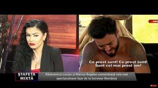 Andreea Mantea, reacție după ce l-a văzut pe Jador plângând la Survivor România