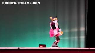 Robot Japan 9: Dance Competition - Asagiri Mei Mei