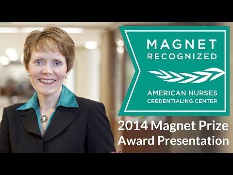 2014 Magnet Prize Award Presentation