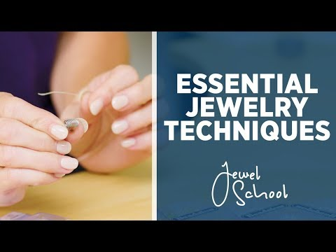 essential-techniques-for-jewelry-making-|-jewelry-101