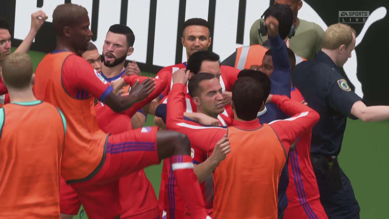 Download Lucas Vazquez MAT Tetouan winning goal against Real Oviedo FIFA 22