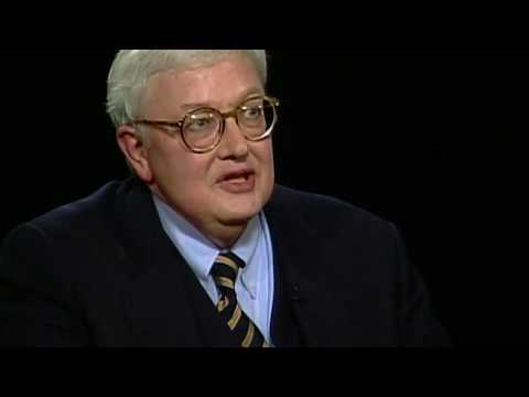 Roger Ebert  on Martin Scorsese and the Best Movies 2002