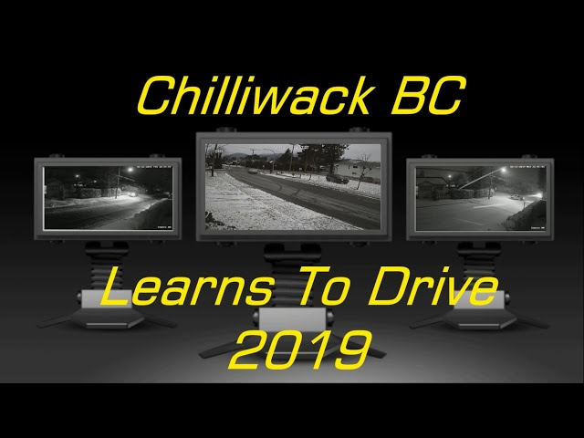 Chilliwack BC Learns To Drive 2019