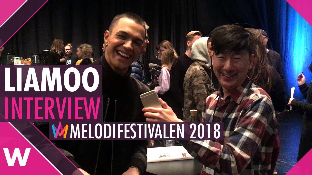 "Liamoo: My Melodifestivalen 2018 Song ""Last Breath"" Is"