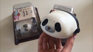 Puni Maru Jumbo Panda Mochi Seal Squishy