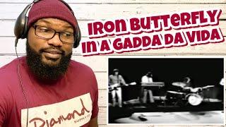 Iron Butterfly - In A Gadda Da Vida | REACTION