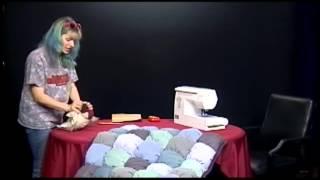 Puff Pillow Seat Cushion Tutor…