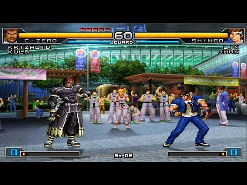 King Of Fighters 2002 UM [PC] - Krizalid & Clone Zero